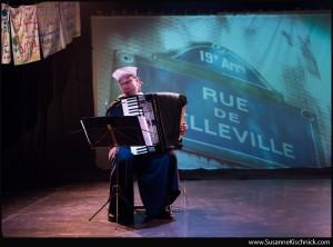Rue de belleville saltim'band