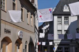 Strasse der Poesie Rendsburg Foto Claudia