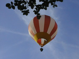 Miniaturfesselballon P. Markhoff