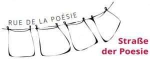 Logo Straße der Poesie