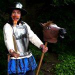 Don Quijote Foto Viola Livera